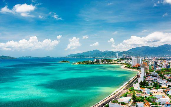 Itinerario 11 noches - extensión a la playa de Nha Trang