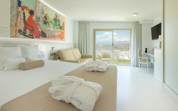 Villa Luz Family Gourmet & All Exclusive Hotel 4*