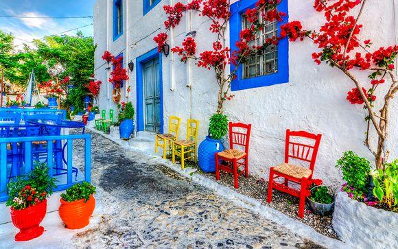 Kos, en el mar Egeo, te espera