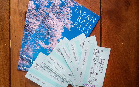 Tu Japan Rail Pass