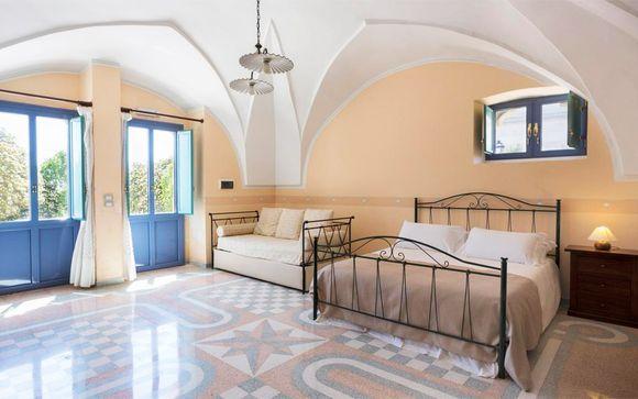 Villa Raffaella Dimora di Charme 4*, en Santa Cesarea Terme