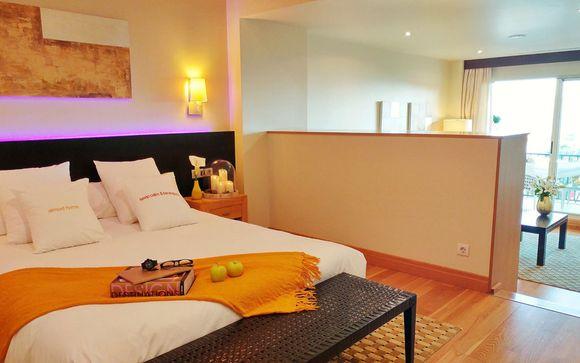 Augusta Spa Resort 4* Sup, en Sanxenxo