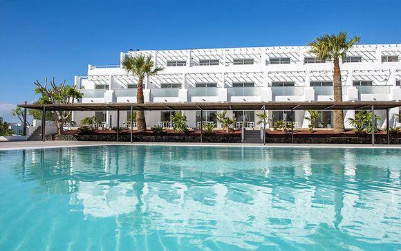 SENTIDO Aequora Lanzarote Suites 4*, en Lanzarote