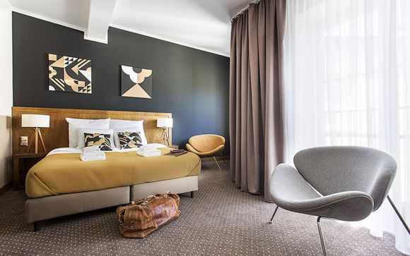 Zulian Hotel Krakow, en Cracovia