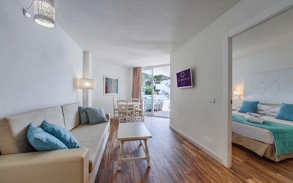 FERGUS Style Cala Blanca Suites 4*, en Mallorca