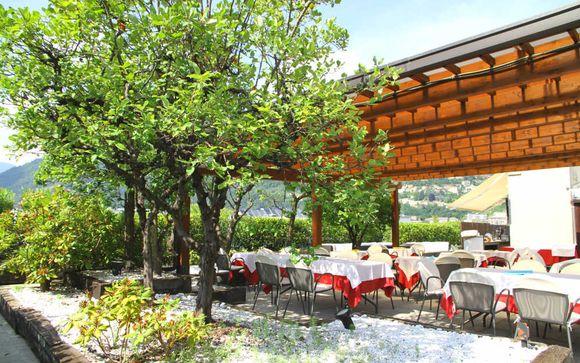 Hotel Como 4*, en el Lago Como
