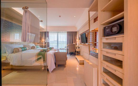 SereS Springs Resort & Spa 5*, en Ubud