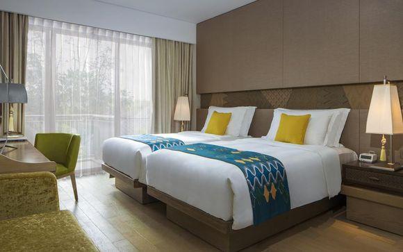 Mövenpick Resort & Spa Jimbaran 5*, en Jimbaran