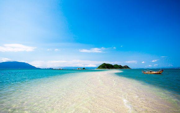 Itinerario 13 noches - extensión a la playa de Nha Trang o Cam Ranh