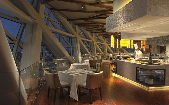 Andaz Capital Gate a concept by Hyatt 5*