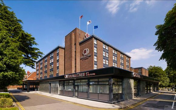 DoubleTree by Hilton London Ealing 4*