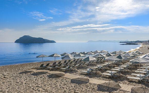 Porto Platanias Beach Resort & Spa 4*