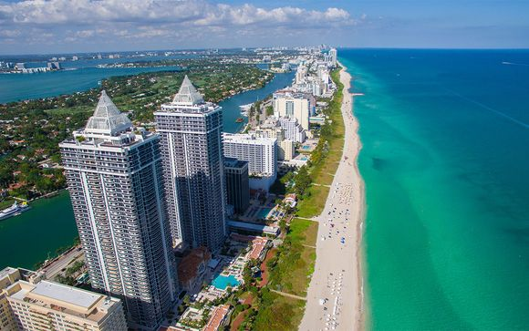 Miami y Nueva York (opcional) te esperan