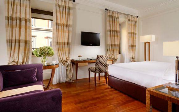 UNA Hotels Decò Roma 4*