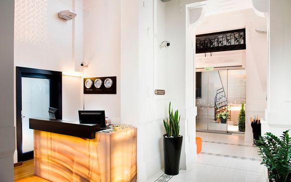 Opera Garden Hotel & Apartments 4*