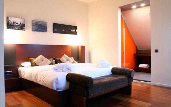 987 Design Prague Hotel 4*