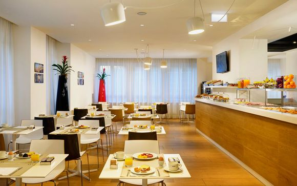 UNAHOTELS Century Milano 4*