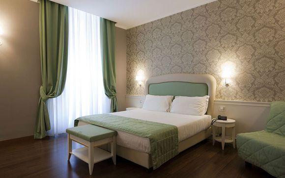 Dei Borgia Hotel 4*, en Roma