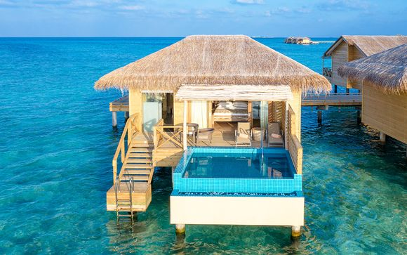 You & Me by Cocoon Maldives 5* - Solo Adultos