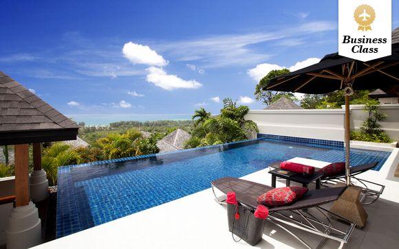 Tailandia Phuket - Centara Watergate 4* y The Pavilions 5* desde 1.484,00 €