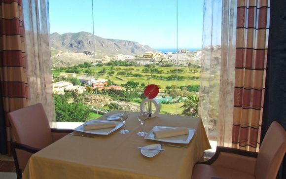 Envía Almería Wellness & Golf 5*