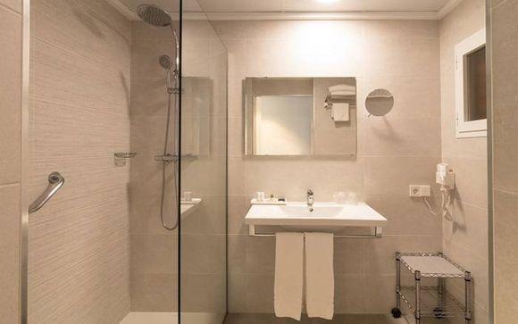 Cerraban Mamparas De Bano.Opiniones Hotel Cap Negret 4 Alicante Voyage Prive