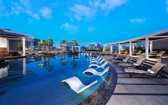 Hyatt Regency Dubai Creek Heights 5*