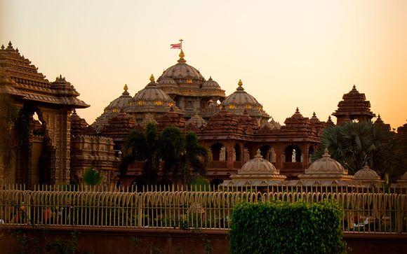 ¡Completa tu estancia en India!