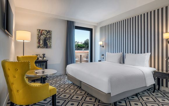 DoubleTree by Hilton Carcassonne 5*