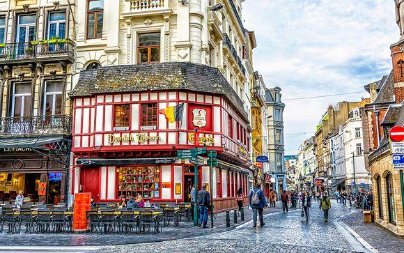 Brujas y Bruselas te esperan