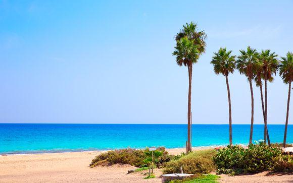 Costa Calma, en Fuerteventura, te espera