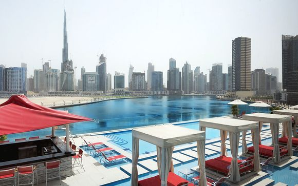 Canal Central Hotel Business Bay 5*