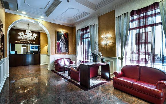 Best Western Plus Hotel Felice Casati 4*