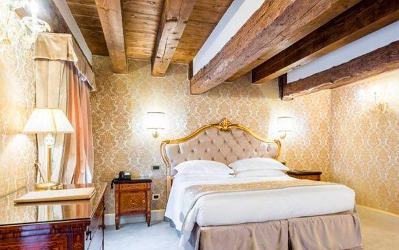 Hotel Ai Cavalieri 4*, de Venecia