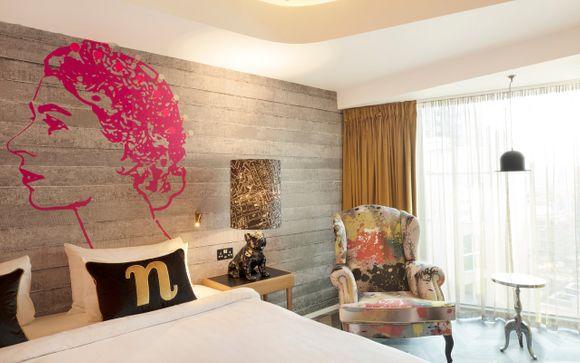 Hotel nhow London 4*