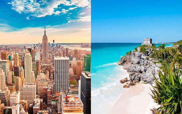 Combinado The Manhattan Club 4* y Royalton Riviera Cancun 5*