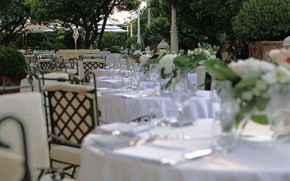 La Medusa Hotel & Boutique Spa 4*, en la Península de Sorrento