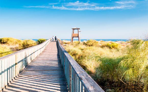 Islantilla, en la Costa de la Luz, te espera