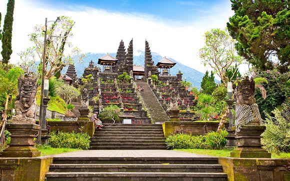 Ubud, Lombok y Sanur te esperan