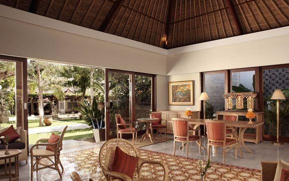 Sudamala Suites & Villas Resort Sanur 5*, en Sanur