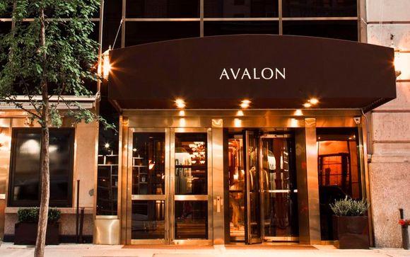 Avalon Hotel 4* (sólo con opción 2)