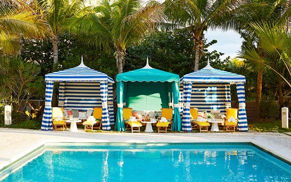 Confidante Miami Beach 4*