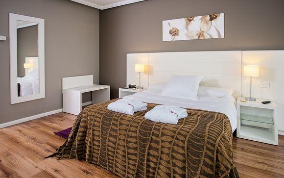 Hotel Balneario Alhama de Aragón 4*