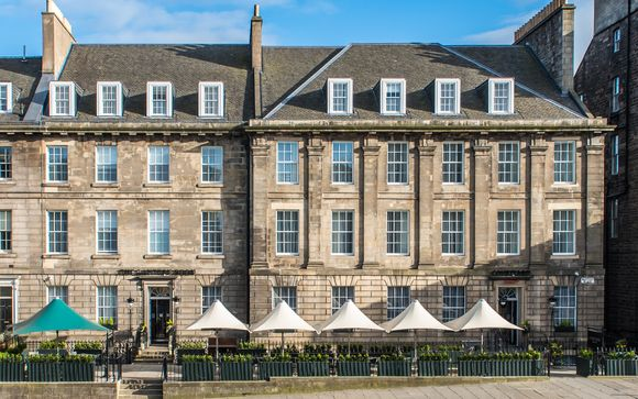 Courtyard by Marriott Edinburgh 4*
