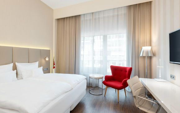 NH Collection Berlin Mitte Friedrichstrasse 4*