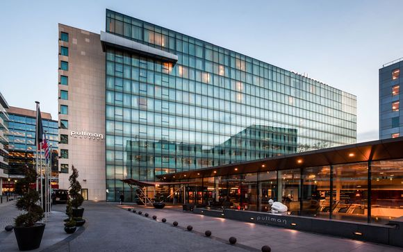 Pullman Paris Centre - Bercy 4*