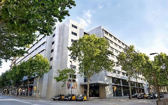 Crowne Plaza Barcelona - Fira Center 4* Sup