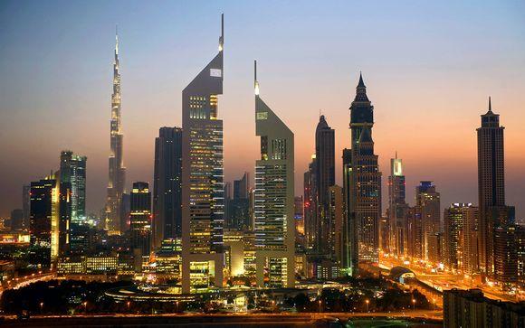 Dubái, en Emiratos Árabes, te espera