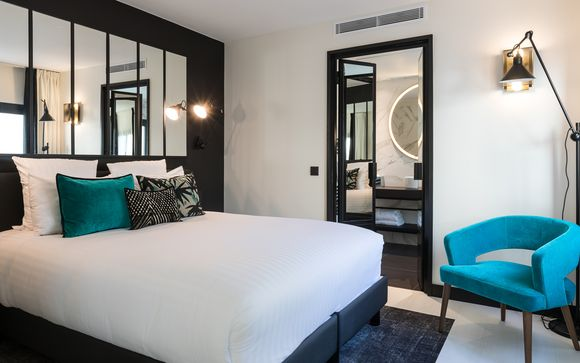 Francia París - LAZ' Hotel Spa Urbain 4*  desde 72,00 €
