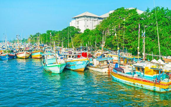 Itinerario privado de 8 noches en Sri Lanka